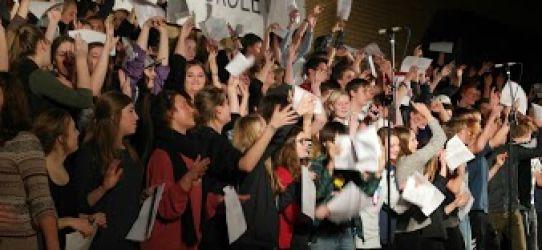 Korstævne for Midtjyske Efterskoler