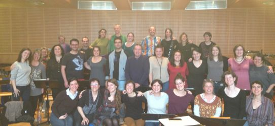 Dirigentkursus i Frankrig